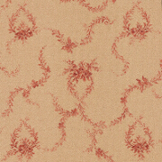 Brintons Classic Florals Toile Papillon Rose Broadloom - 2/37895 from Kings Interiors - the Ideal Place for Luxury Handmade Furniture and Quality Home Flooring Best Fitted Price in the UK