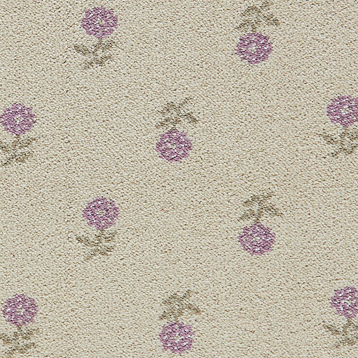 Brintons Laura Ashley Daisy Amethyst - 9/50082