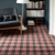 Brintons City Plaids Collection Knightsbridge Roomset
