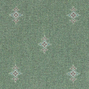 Brintons Carpets Marrakesh Kashmir Jade (204-22123). Soft Wool Blend Patterned Carpet, Medium Pile, Available in 6 Colours - Free Fitting in 30 Mile Radius of Nottingham