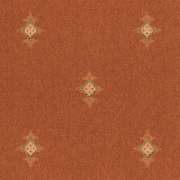 Brintons Carpets Marrakesh Kashmir Rust (197-22123). Soft Wool Blend Patterned Carpet, Medium Pile, Available in 6 Colours - Free Fitting in 30 Mile Radius of Nottingham