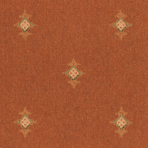 Brintons Carpets Marrakesh Kashmir Rust (197-22123)