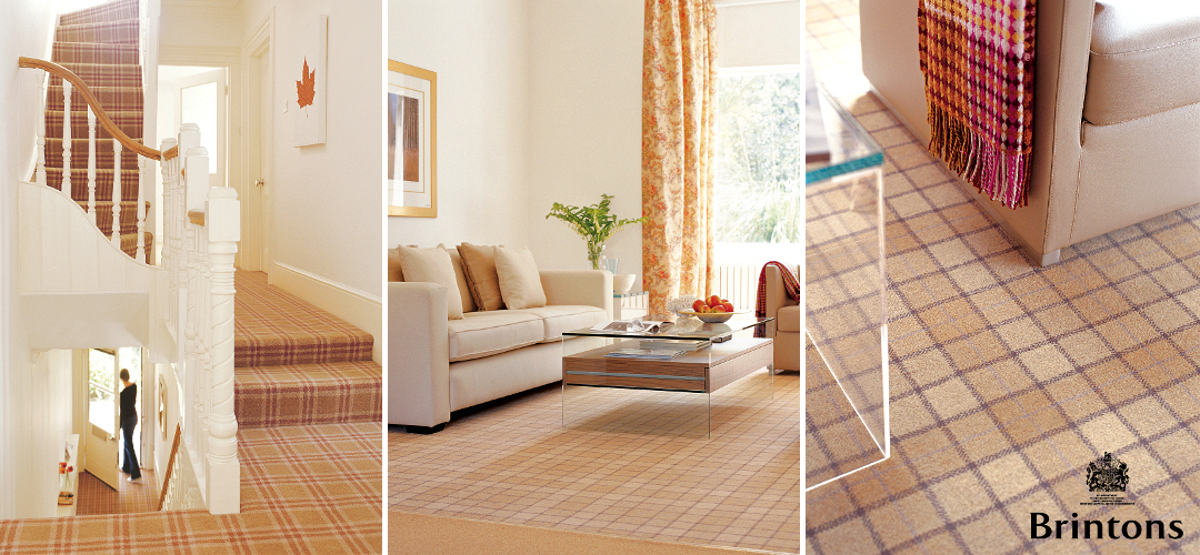 Brintons Abbotsford Carpets from Kings Interiors - Best Fitted Price and Free Underlay in Nottingham UK