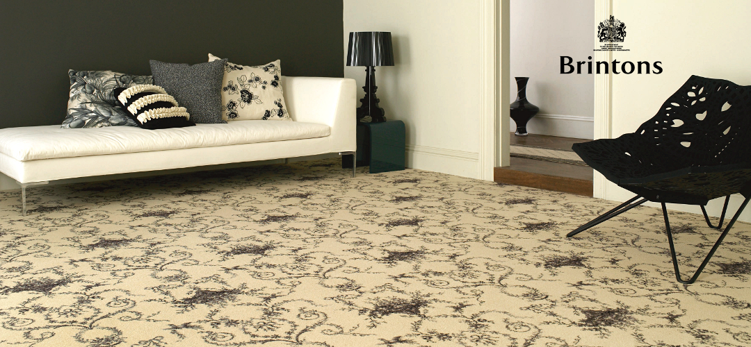 Brintons Classic Florals Carpets from Kings Interiors - Best Fitted Price and Free Underlay in Nottingham UK