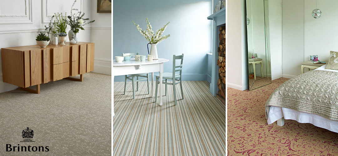 Brintons Laura Ashley Collection Carpets from Kings Interiors - Top Quality Luxury Designer Carpet Best Fitted Price in Nottingham UK