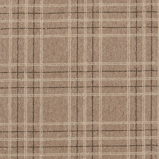 Brintons Pure Living Earth Plaid 501/29994