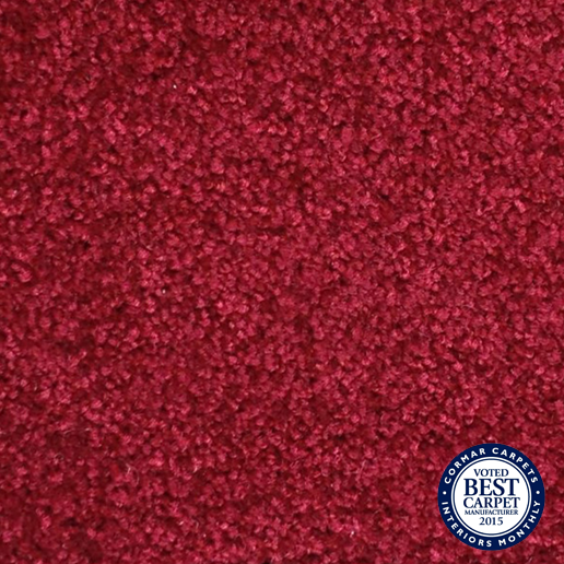 Cormar Carpets Apollo Carmine