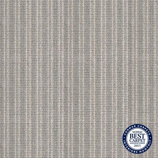 Cormar Carpets Boucle Neutral Gloucester Grey Kings