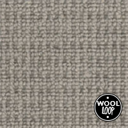 Cormar Carpets Boucle Neutrals Windsor Taupe - Wool Blend Loop - Free Fitting in 25 Mile Radius of Nottingham