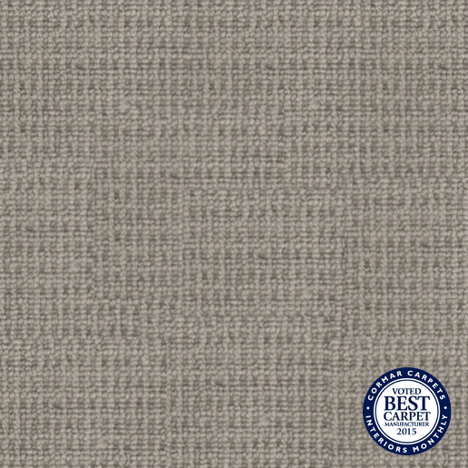 Cormar Carpets Boucle Neutrals Windsor Taupe