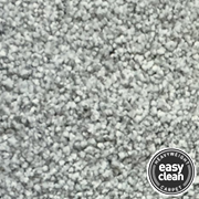 Cormar Carpets Highland Saxony Chrome - Easy Clean Carpet - Free Fitting Within 25 Miles of Nottingham