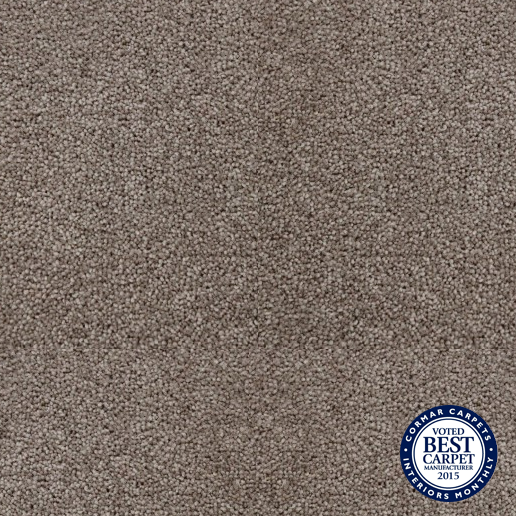 Cormar Carpets Home Counties Plains Cairn Grey