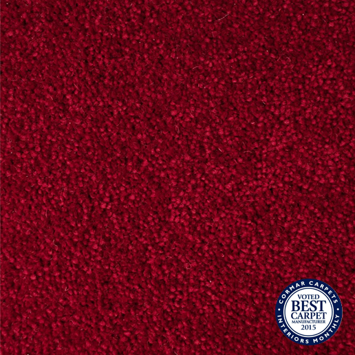 Cormar Carpets Home Counties Plains Cardinal