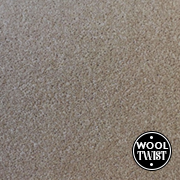 Cormar Carpets Home Counties Plains Fossil - Wool Blend Twist - Free Fitting Within 25 Miles of Nottingham