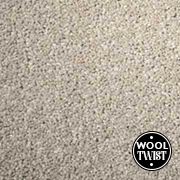 Cormar Carpets Home Counties Plains Stucco - Wool Blend Twist - Free Fitting Within 25 Miles of Nottingham