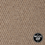 Cormar Carpets Malabar Twofold Textures Llama - Textured Wool Loop - Free Fitting Within 25 Miles of Nottingham