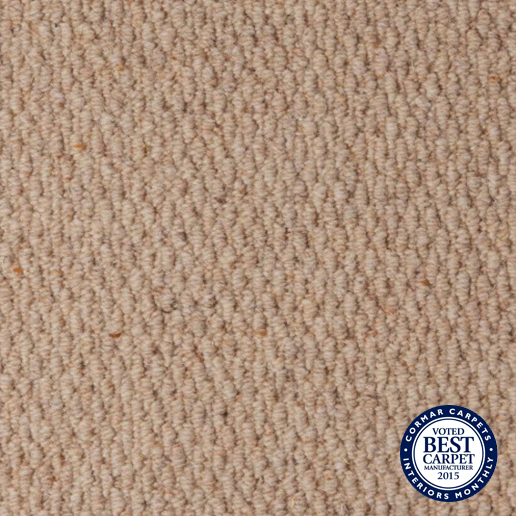 Cormar Carpets Malabar Twofold Textures Oatmeal