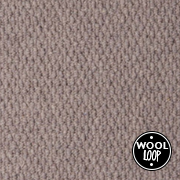 Cormar Carpets Malabar Twofold Textures Tungsten - Textured Wool Loop - Free Fitting Within 25 Miles of Nottingham