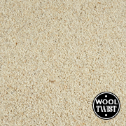 Cormar Carpets Natural Berber Twist Coconut - Wool Blend Twist - Free Fitting Within 25 Miles of Nottingham