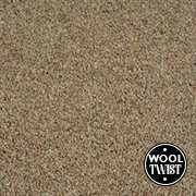 Cormar Carpets Natural Berber Twist Earth - Wool Blend Twist - Free Fitting Within 25 Miles of Nottingham