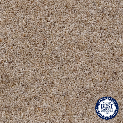 Cormar Carpets Natural Berber Twist Finch