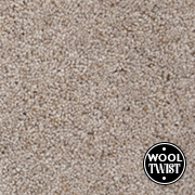 Cormar Carpets Natural Berber Twist Hare - Wool Blend Twist - Free Fitting Within 25 Miles of Nottingham