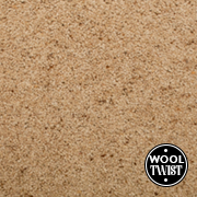 Cormar Carpets Natural Berber Twist Harvest - Wool Blend Twist - Free Fitting Within 25 Miles of Nottingham