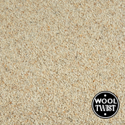 Cormar Carpets Natural Berber Twist Parsnip - Wool Blend Twist - Free Fitting Within 25 Miles of Nottingham