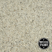 Cormar Carpets Natural Berber Twist Platinum - Wool Blend Twist - Free Fitting Within 25 Miles of Nottingham