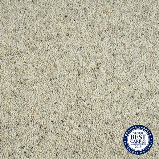Cormar Carpets Natural Berber Twist Platinum