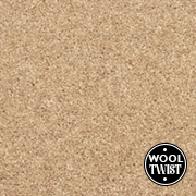 Cormar Carpets New Oaklands Birch - Wool Blend Twist Carpet - Free Fitting Within 25 Miles of Nottingham