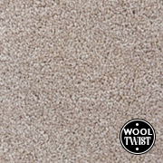 Cormar Carpets New Oaklands Cygnet - Wool Blend Twist Carpet - Free Fitting Within 25 Miles of Nottingham