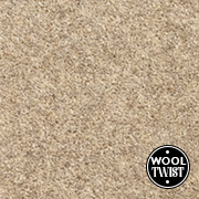 Cormar Carpets New Oaklands Fondant - Wool Blend Twist Carpet - Free Fitting Within 25 Miles of Nottingham