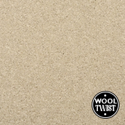 Cormar Carpets New Oaklands Limestone - Wool Blend Twist Carpet - Free Fitting Within 25 Miles of Nottingham