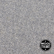 Cormar Carpets New Oaklands Nordic Sky - Wool Blend Twist Carpet - Free Fitting Within 25 Miles of Nottingham