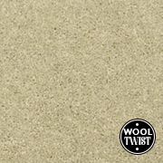 Cormar Carpets New Oaklands Pampas - Wool Blend Twist Carpet - Free Fitting Within 25 Miles of Nottingham
