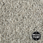 Cormar Carpets New Oaklands Silverstone - Wool Blend Twist Carpet - Free Fitting Within 25 Miles of Nottingham