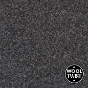 Cormar Carpets New Oaklands Slate - Wool Blend Twist Carpet - Free Fitting Within 25 Miles of Nottingham