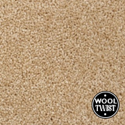 Cormar Carpets New Oaklands Soapstone - Wool Blend Twist Carpet - Free Fitting Within 25 Miles of Nottingham