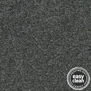 Cormar Carpets Sensations Supreme Black Pearl - Easy Clean Deep Pile Carpet - Free Fitting Within 25 Miles of Nottingham