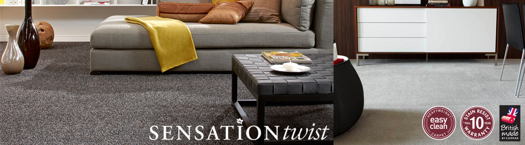 Cormar Carpets Sensation Twist