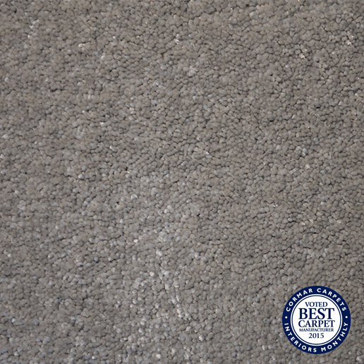 Cormar Carpets Sensation Twist Crystal Grey