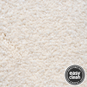 Cormar Carpets Sensation Polar White - Easy Clean Carpet - Free Fitting Within 25 Miles of Nottingham