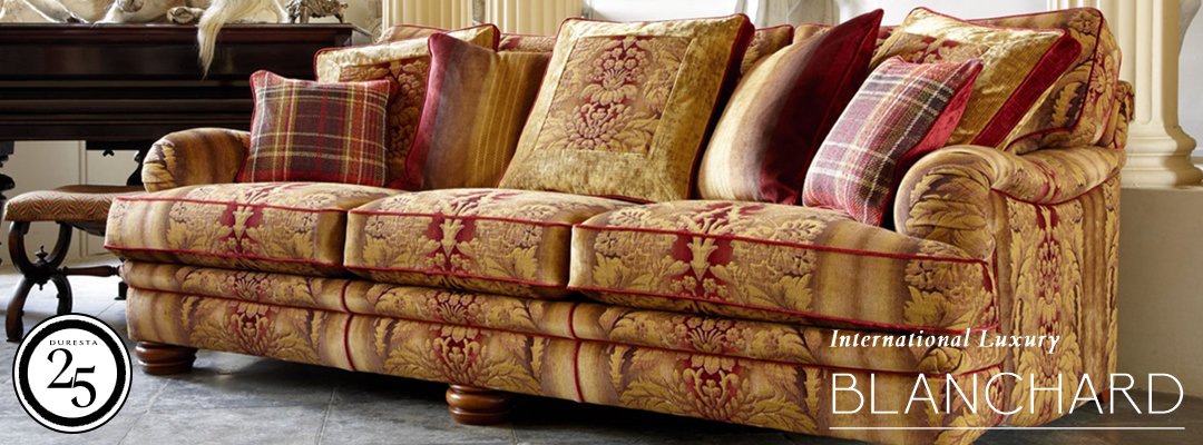 Duresta Blanchard Royale at Kings of Nottingham for the best selection of Duresta Upholstery.