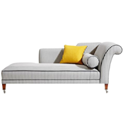 Duresta Juliet Chaise at Kings of Nottingham for the best display of Duresta Upholstery.