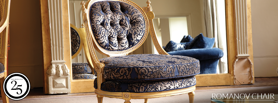 Duresta Romanov Chair at Kings of Nottingham for that better Duresta Upholstery deal.