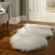 Flair Rugs Faux Fur at Kings Interiors