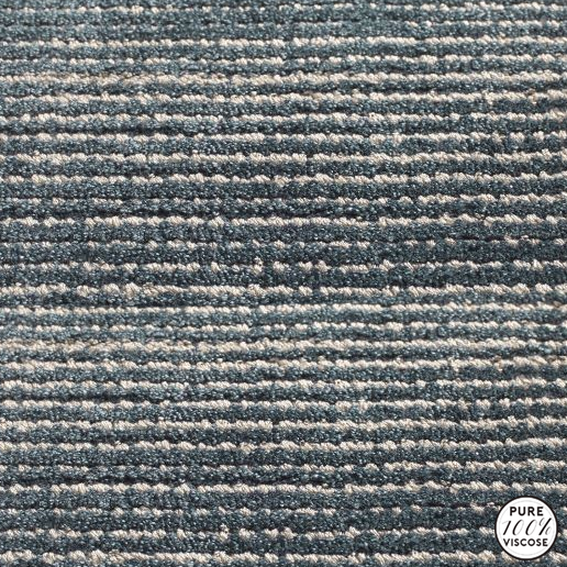 Jacaranda Carpets Chatapur Marine and Grey