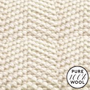 """Jacaranda Carpets Natural Weave Herringbone Ivory, from Kings Interiors - the ideal place to buy Furniture and Flooring. Call Today - 01158258347."""