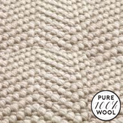 """Jacaranda Carpets Natural Weave Herringbone Marl, from Kings Interiors - the ideal place to buy Furniture and Flooring. Call Today - 01158258347."""